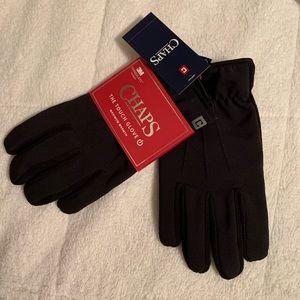Men's Black Gloves
